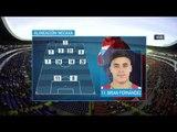 Alineaciones partido Pallos vs Necaxa | Liga MX