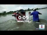 Cuánto tiempo toma cruzar el Río Suchiate para entrar a México   Noticias con Ciro