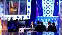Benoit Solès était invité dans On n'est pas couché pour évoquer sa nouvelle pièce