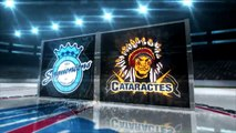 QMJHL Chicoutimi Saguenéens 2 at Shawinigan Cataractes 3