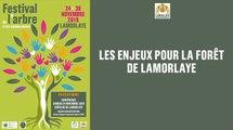 Intro - FESTIVAL de l'ARBRE à LAMORLAYE - 2018 - Nicolas MOULA (Maire de Lamorlaye), Manoelle MARTIN (Conseillère Régionale des Hauts-de-France).