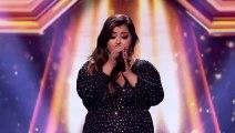 Scarlett Lee - This Is Me - The X Factor UK,25 nov 2018