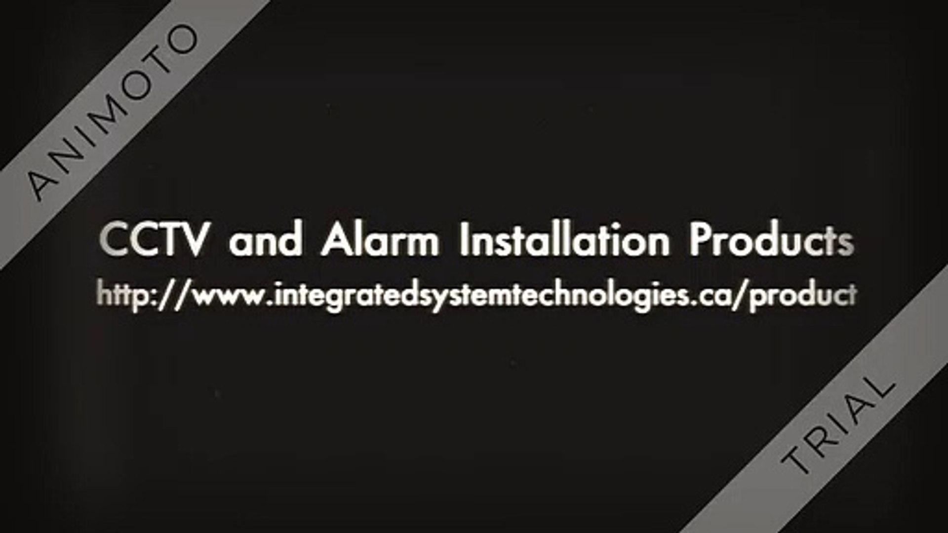 Alarm Installation Products