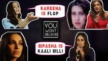 Deepika - Sonam, Kareena - Bipasha & More   Bollywood's Biggest Catfights   You Won't Believe