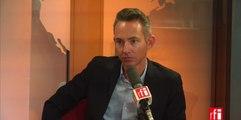 Ian Brossat, chef de file de la liste PCF pour les élections européennes