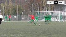 AC Seyssinet - ASA Chambon Feugerolles (3-0)
