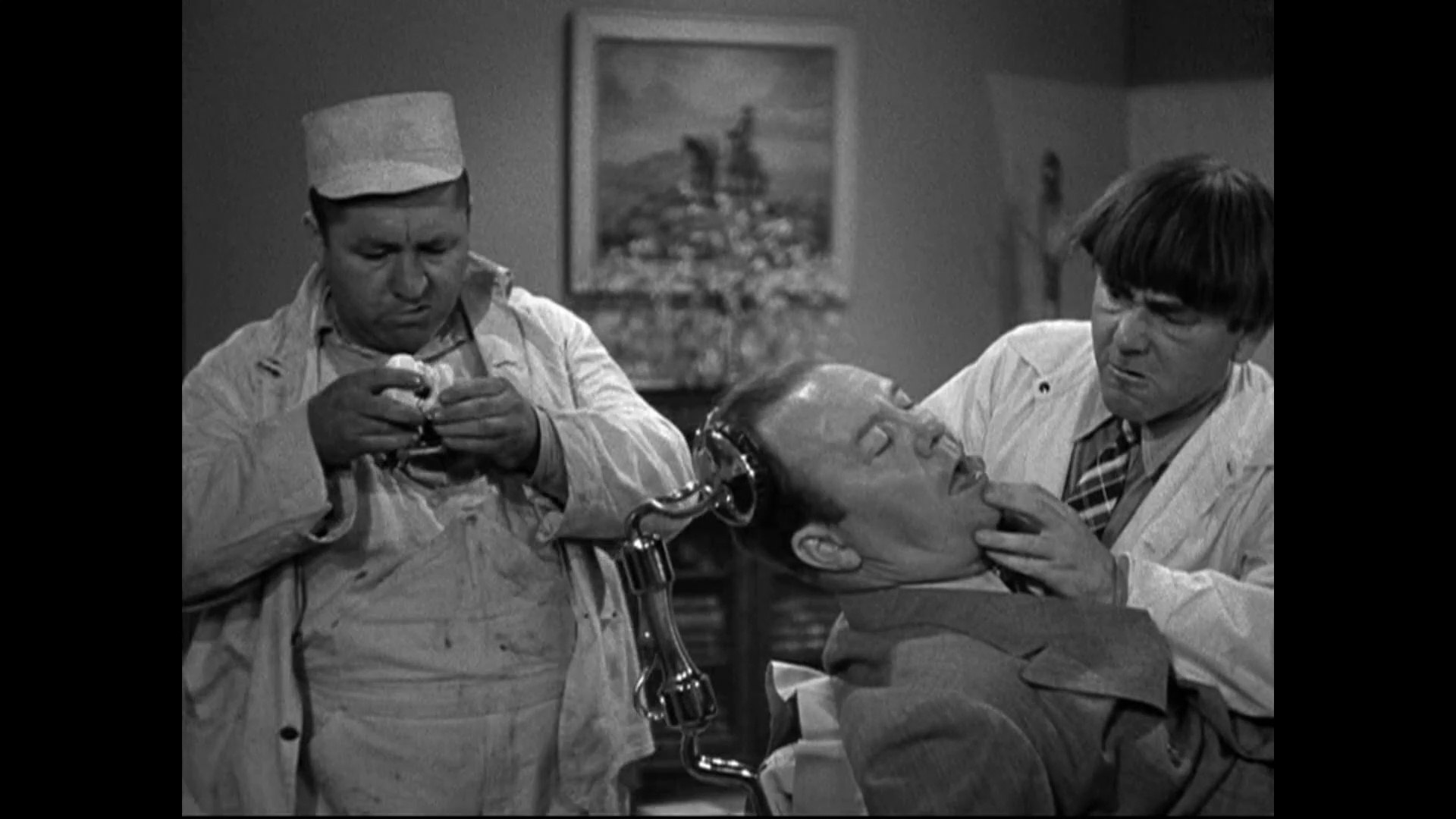 Image result for All The World's A Stooge ( 1941)