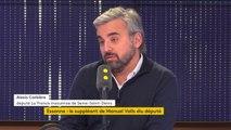 """Election à Evry : """"La colère a produit de l'abstention, je regrette la défaite"""" estime Alexis Corbière"""
