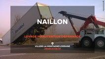 NAILLON : Levage – Manutention – Dépannage – Transport à Villers la montagne Longwy