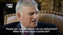 'Trump Defends The Faith' Says TV Evangelist Franklin Graham