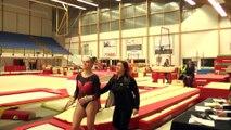 Sports : Gym Top 12, Dunkerque vs Beaucaire - 26 Novembre 2018