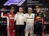 Classements du Grand Prix F1 d'Abu Dhabi 2018 - Infographie