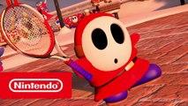 Mario Tennis Aces - Trailer Maskass