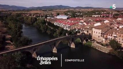 Sur les chemins de Compostelle - Échappées belles