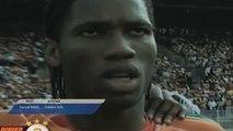 Football: L'international ivoirien Didier Drogba met fin à sa carrière de footballeur