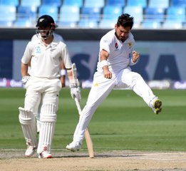 Yasir Shah took 8/41 vs New Zealand