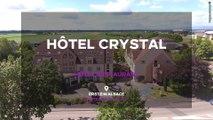 Hôtel - Restaurant Crystal, hôtel 3 étoiles et restaurant à Erstein dans le Bas-Rhin