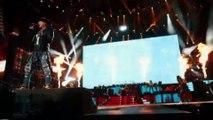 Guns n' Roses terminan antes de tiempo un concierto por enfermedad de Axl Rose