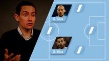 David et Bernardo Silva, les faux jumeaux de Manchester City - Foot - C1