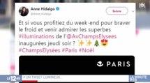 Gilets jaunes : L'énorme gaffe d'Anne Hidalgo - ZAPPING ACTU DU 26/11/2018