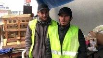 Gilets jaunes à Boussu : ils bloquent la pompe Texaco depuis plus d'une semaine