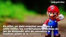 Voici le meilleur personnage pour gagner à Mario Kart selon la science