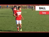 13-year-old is told he has been offered a contract as a professional footballer   SWNS TV