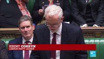 Corbyn: Negotiations have failed, will leave the UK worse off