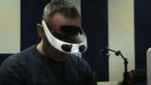 Investigadores desenvolvem viseira cirúrgica revolucionária