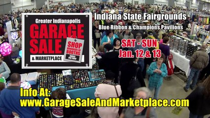2019 Greater Indianapolis Garage Sale & Marketplace