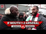 Bournemouth 1-2 Arsenal | Sokratis Was Excellent He Commanded The Defense! (Livz Ledge)