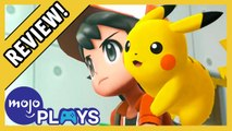 Pokemon: Let's Go Pikachu and Eevee Review - Don't Catch This One