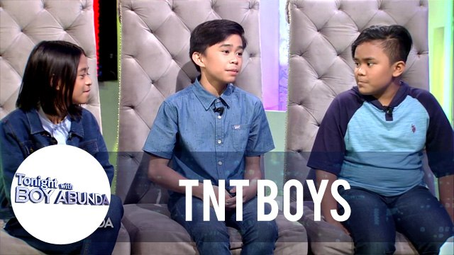 TWBA: TNT Boys reacts on bashers
