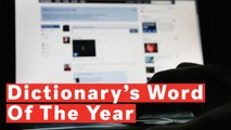 Misinformation Is Dictionary's Word Of The Year