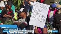 Migrants : la frontière Mexique/États-unis sous haute tension