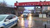 Sancaktepe'de Şehit Olan Askerlerin Cenazeleri Adli Tıp'tan Alındı