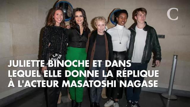 Juliette Binoche au naturel sur Instagram : l'actrice sublime à 54 ans