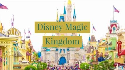Disney Magic Kingdom!!!