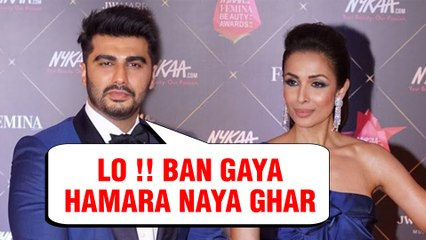 Have Arjun Kapoor and Malaika Arora purchased an apartment