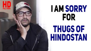 Aamir Khan Takes Responsibility of Thugs of Hindostan's Failure & Talks About Salute, SRK