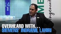 OVERHEARD WITH… Siemens Msia's Indranil Lahiri