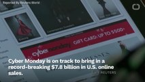 Cyber Monday Estimated To Break Online Shopping Record