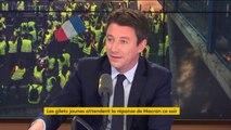 """""""Gilets jaunes"""" : Benjamin Griveaux confirme que les huit porte-parole ne seront pas reçus """"en l'état actuel"""""""