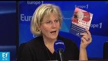 """Nadine Morano estime que le gouvernement d'Emmanuel Macron est """"pire que celui de François Hollande"""""""
