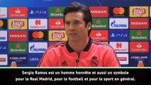 Real Madrid - Solari défend son capitaine : Ramos doit être protégé