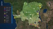 Le Dessous des Cartes. Le grand pillage : Congo Kinshasa RDC Zaïre