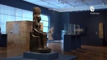Reportage - Servir les dieux d'Egypte, au musée de Grenoble