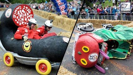 What Really Happens At The Red Bull Soapbox Race!