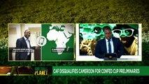 Finale de la coupe des confédérations : Le Raja Casablanca du Maroc prend une longueur d'avance
