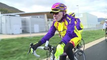 107 ans et toutes ses jambes ! Robert Marchand s'offre une balade à vélo pour son anniversaire